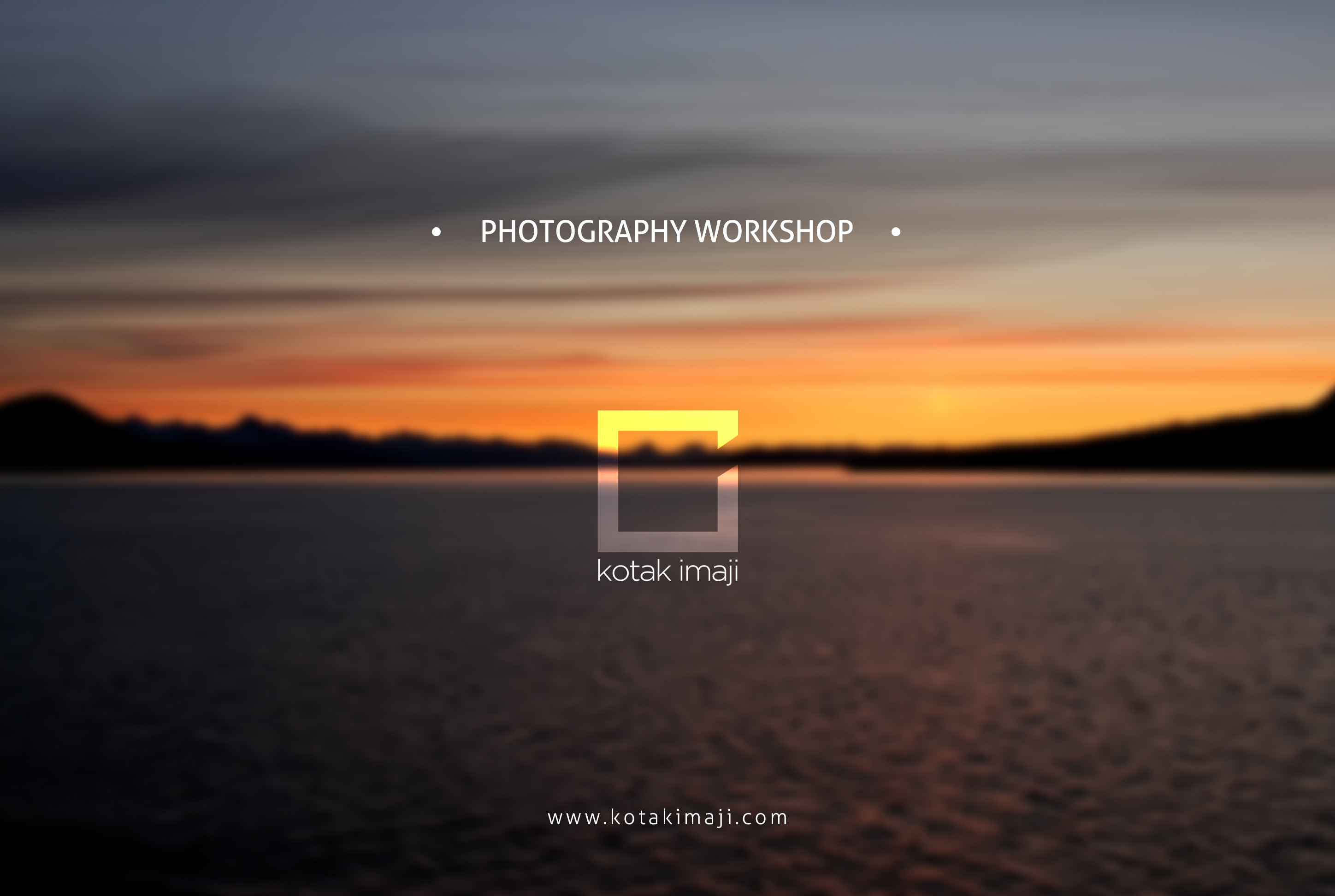 Principal Photography Workshop by Kotak Imaji: #4